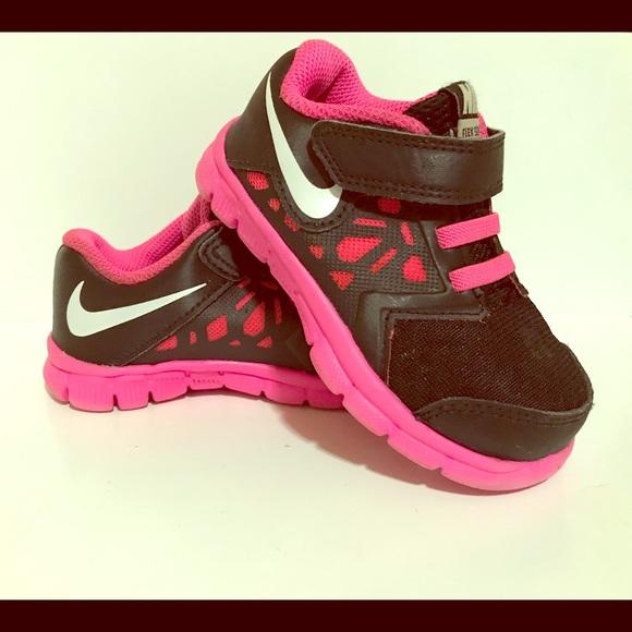 Nike Shoes | Baby Girls Flex Supreme Tr